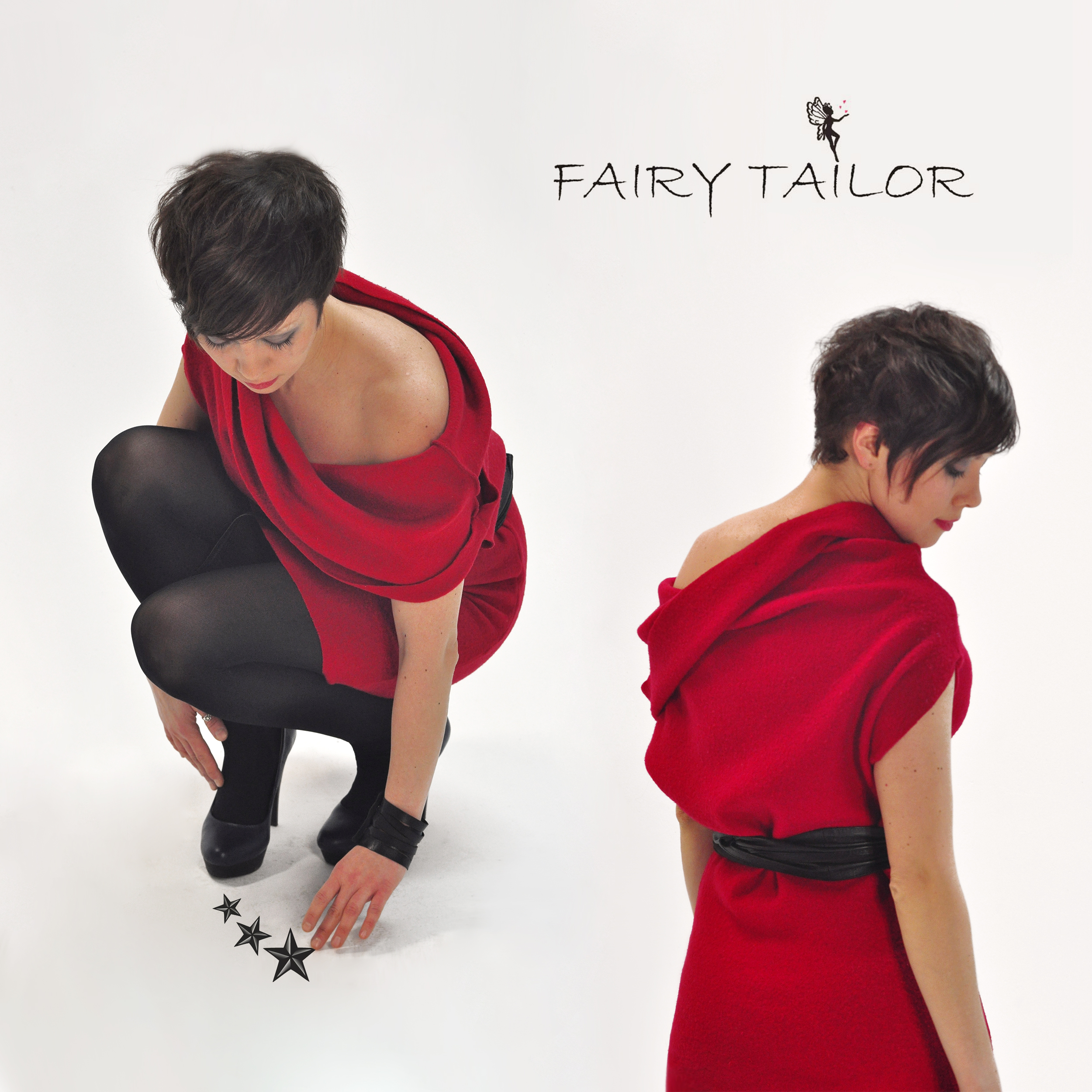 K&V Fairy Tailor Fashion Photoset