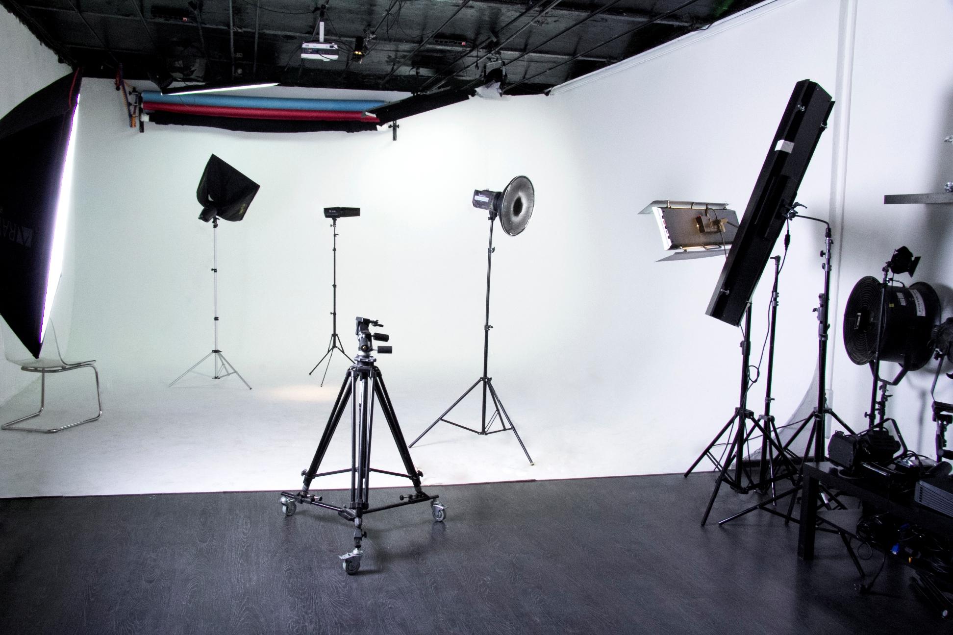 Оборудование: Свет, Камера, Мотор!